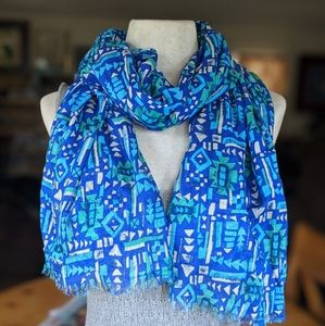 Accessories - 💙 Beautiful Blues Scarf #hundredsofscarves